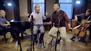 IT'S GONNA BE OKAY - The Piano Guys w/ Sir Cliff Richard!! - Stafaband
