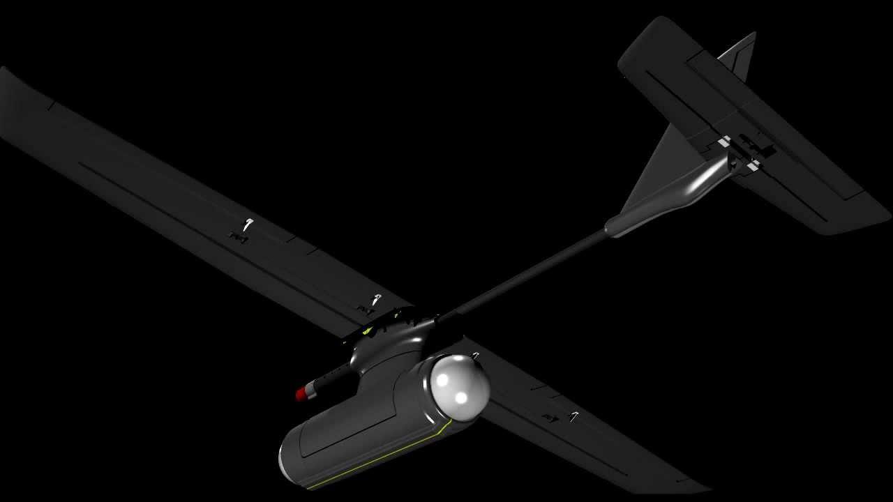 zeta scienceskylark uav vertical landing preview youtube