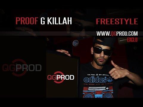 Proof G Killah - Freestyle inedit (Teaser) (Scratch By Dj Idem)