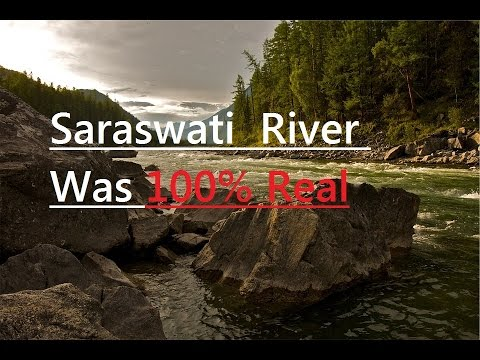 The Mysterious Saraswati River | A River Lost in Time || Hindi