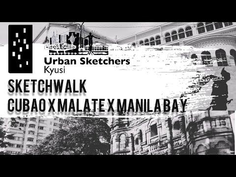 Sketchwalk with Urban