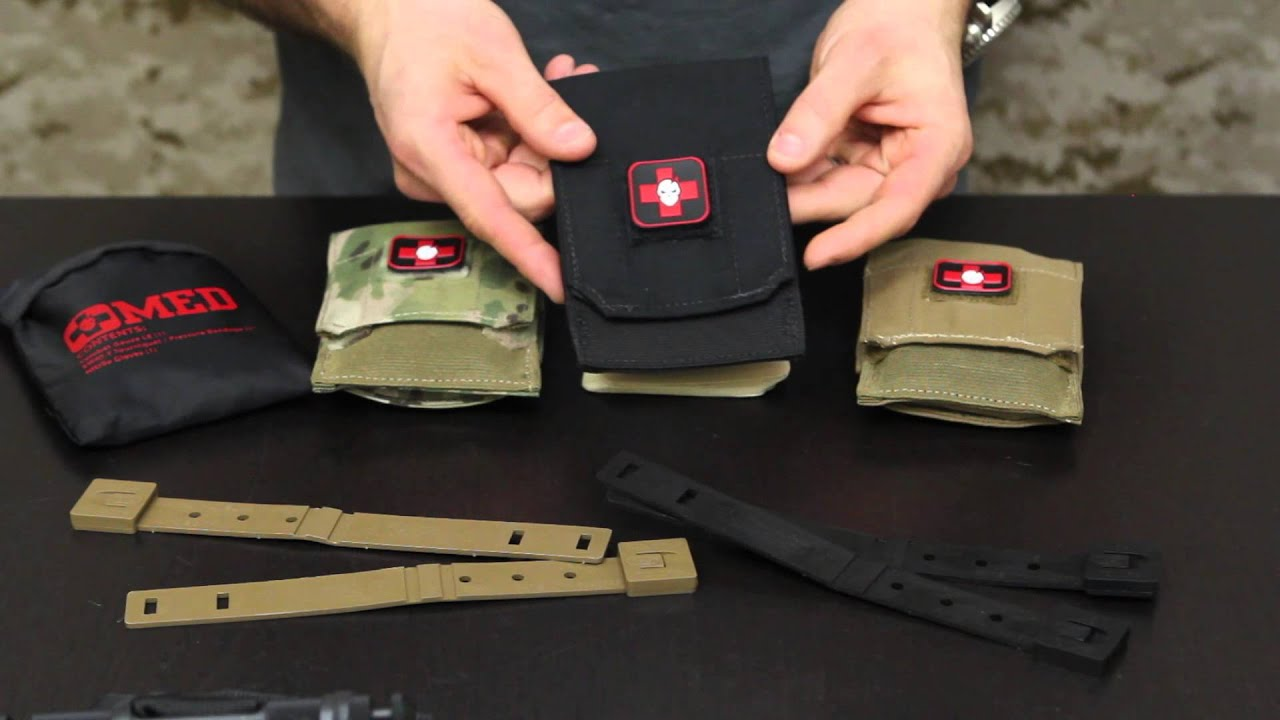 EDC Slimline Pouch from ITS Tactical