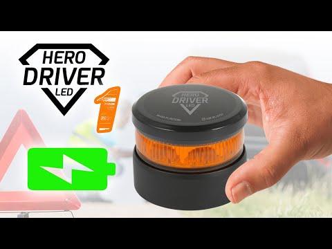 Luz de Emergencia V16 Hero Driver LED by Ryme Automotive
