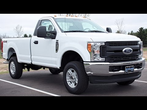 2017 Ford F-350 Super Duty XL Regular Cab 6.2L V8 at Eau Claire Ford Lincoln Quick Lane