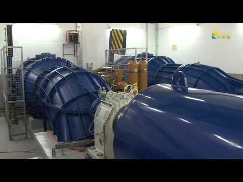 Projekt Energyregion - primer dobre prakse mHE Markovci