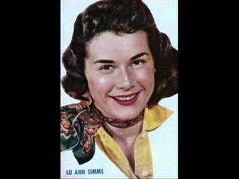 "Lu Ann Simms ""Sandy The Sandman"""