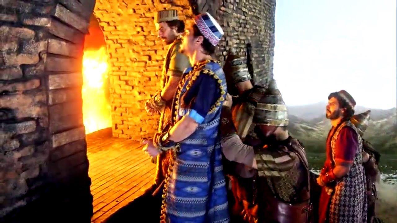 El Libro de Daniel: Capítulo III - El horno de fuego - YouTube