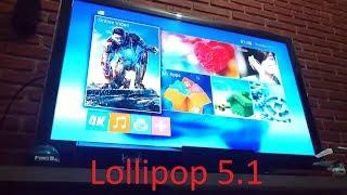 TV BOX M8S - Atualização android 5.1.1
