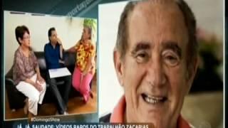 ESPECIAL ZACARIAS - DOMINGO SHOW - PARTE 02 Final