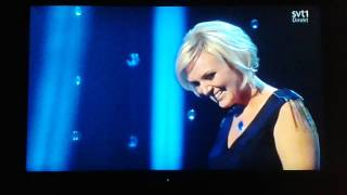 Sweden will present Sanna Nielsen with the song: Undo, for Eurovision Song Contest, 2014.