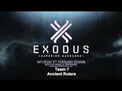EXODUS Festival 2016 - Ancient Rulers [Team 7]