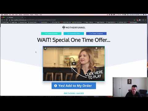 Demo of ClickFunnels PayPal and Credit Card Checkout