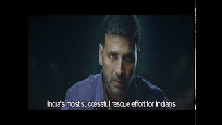 Airlift official movie trailer  2016
