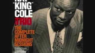 """I Almost Lost My Mind"" Nat King Cole"