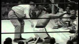 Floyd Patterson vs Ingemar Johansson I - June 26, 1959 - Round 3