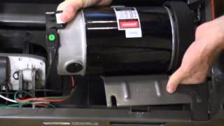 Treadmill Drive Motor Replacement
