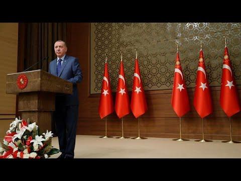 Эрдоган грозит курдам