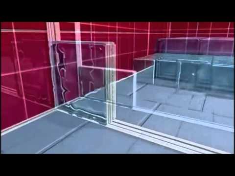 Instalaci n bloques vidrio decorativos vidrio block for Bloques decorativos