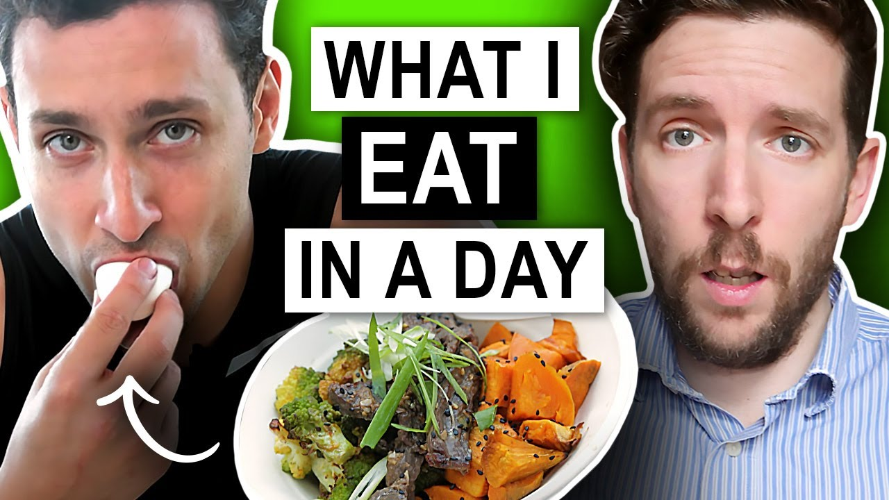 Nutritionist Reviews | Dr Mike's What I Eat In A Day