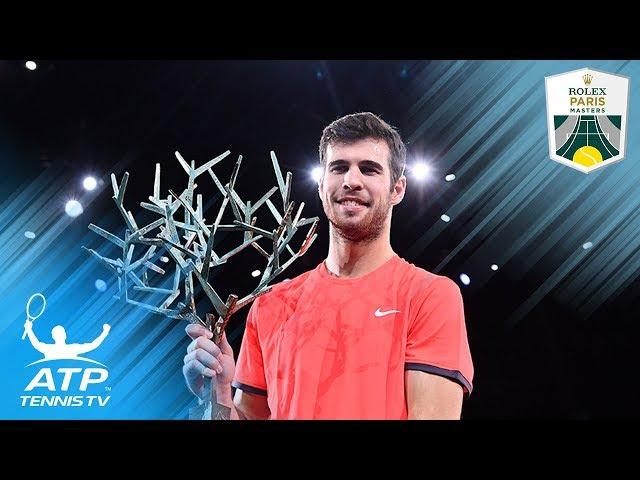 ATP Masters Paris Bercy: Federer, Zverev, Thiem chasing