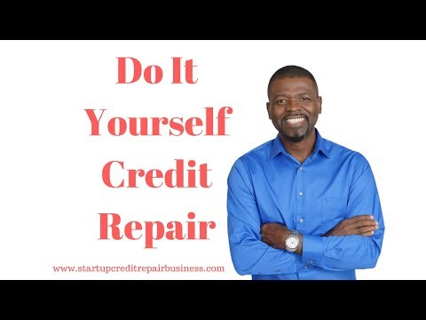 Do It Yourself Credit Repair: 1-888-959-1462