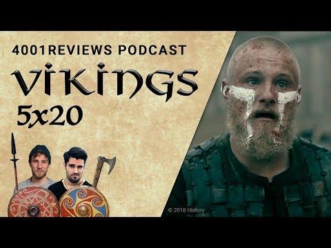 Podcast: Vikings 5x20 &39;Ragnarok&39; Analyse Theorien Fakten  4001Reviews Podcast 48