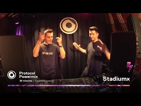 Protocol Powermix #3: Stadiumx