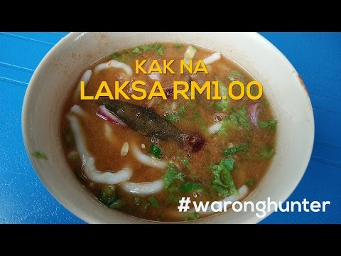 KAK NA LAKSA RM1.00 | WARONG HUNTER