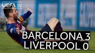 BARCELONA 3-0 LIVERPOOL #UCL HIGHLIGHTS