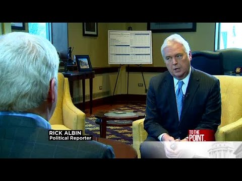One-on-one with Gov. Rick Snyder