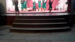 Shree Ganeshay Dheemahi dance by Nrityanjali kids