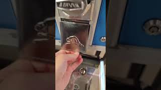 Day 15 Trying to get a Popit in a Popit Vending Machine #shorts