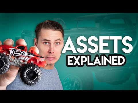 ASSETS Explained | Accounting Basics