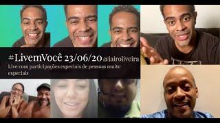 LivemVoce do dia 23/06/2020