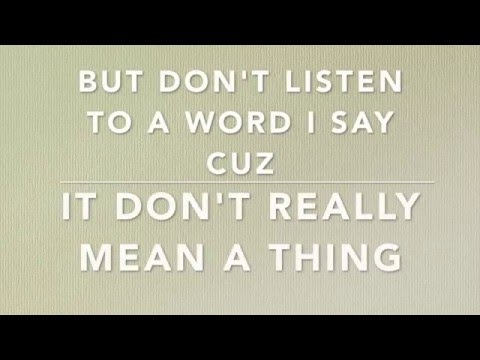 Blow By: Theory Of A Deadman Lyric Video