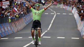 Cannondale-Drapac's 100th Giro d' Italia recap