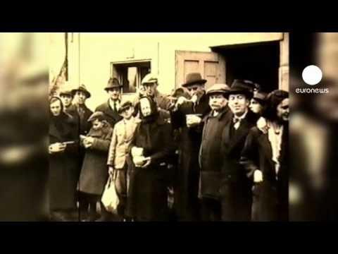 Romanian pogrom showed Nazis