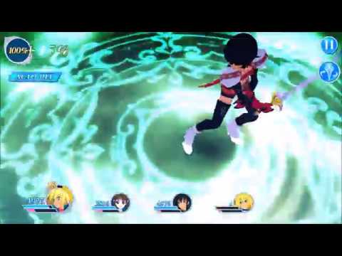 Tales of the Rays - Boku no Hero Destinia (Nemesis Showdown)