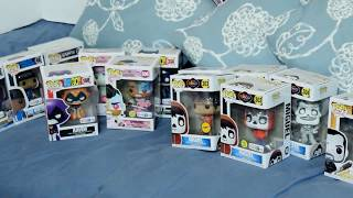 ALL 38 Toys R Us Exclusive Funko Pops I Own - Road to Full Toys R Us Pop COMPLETE SET Part 1