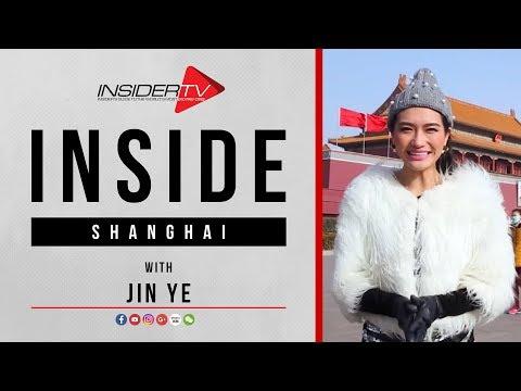 INSIDE Shanghai with Jin Ye   Travel Guide   September 2017