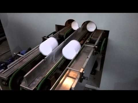 Papercraft New Design Full Automatic Small Toilet Roll Paper cutting machine