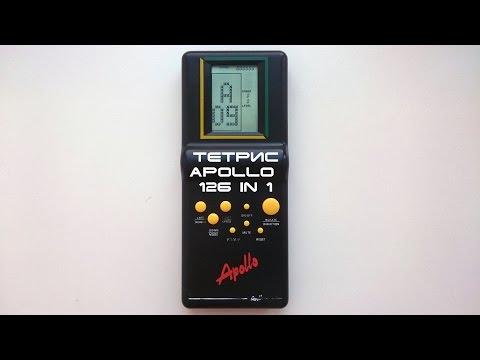Обзор тетриса Apollo 126 in 1