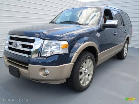 Ford Expedition King Ranch Xl Vhp Preco Usado Nos Eua Usa
