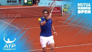 Top 10 Best Shots Ever at Mutua Madrid Open