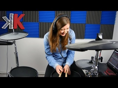 Alan Walker SPECTRE Drum Cover Challenge! - TheKays
