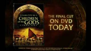 Stargate SG-1: Children of the Gods (Final Cut)