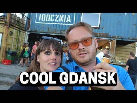 GDANSK POLAND Is COOL - Places You Must Visit!!!