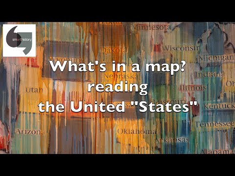 What's In A Map? Reading The United
