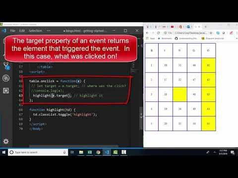 javascript.info The Modern JavaScript Tutorial Part 2: 2.3 Event Delegation thumbnail
