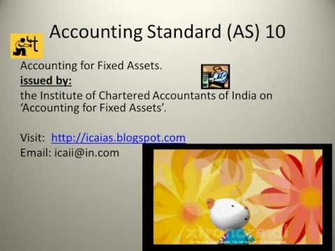 10 accounting standards